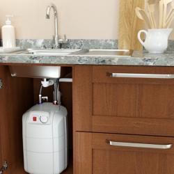 11 причини да изберем бойлери 7-15 литра Елдом за мивка